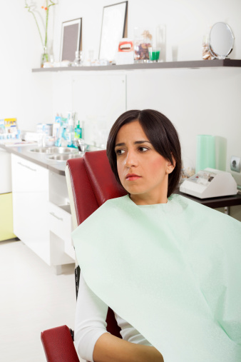 At Embree Dentistry, we use dental sedation to help our anxious patients.